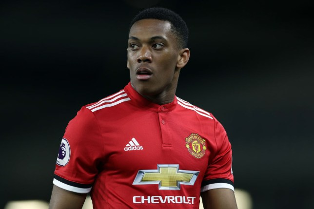 Anthony Martial performs stunning U-turn and decides to fight for his place at Manchester United