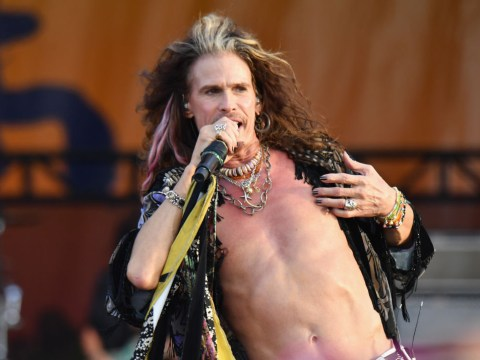 Aerosmith are over Donald Trump playing their tunes at his rallies