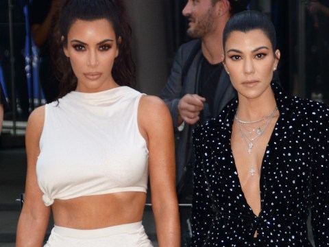 Kim Kardashian left mortified as Kourtney shades her with Pussycat Dolls flash mob