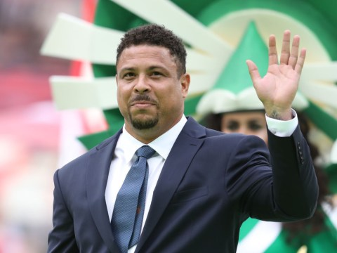 Brazil and Real Madrid legend Ronaldo speaks out after pneumonia scare