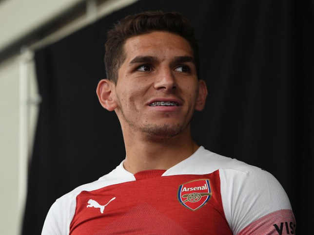 745367fd0ce Lucas Torreira reveals he picked No. 11 shirt to sit next to Mesut Ozil at  Arsenal