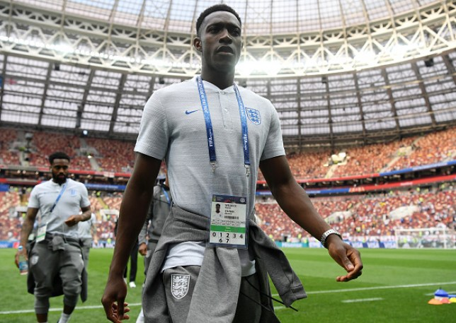 c834b772d96 Arsenal are ready to listen to offers for Danny Welbeck (Picture  Getty)