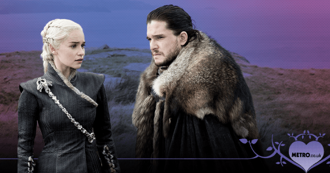 Game of Thrones director: Jon Snow and Daeneyrs romance is passion not love Picture: HBO/ getty