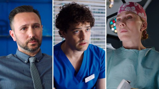 Holby City spoilers: Fletch's dilemma, Essie's news and 8 more dramas