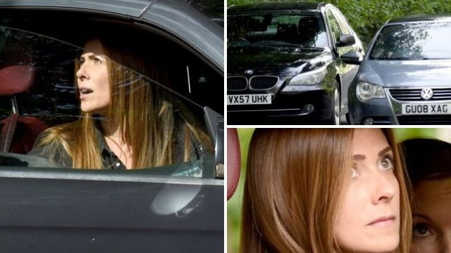 Michelle is in a car crash in Coronation Street