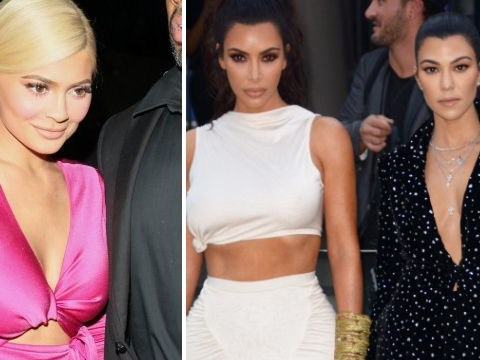 Kylie Jenner wades into Kim Kardashian's feud with sister Kourtney and we love her for it