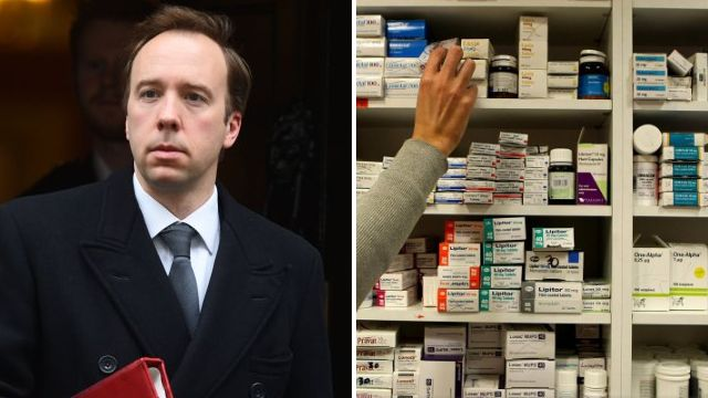 Drug companies warned to stockpile six-week medicine supply for no-deal Brexit