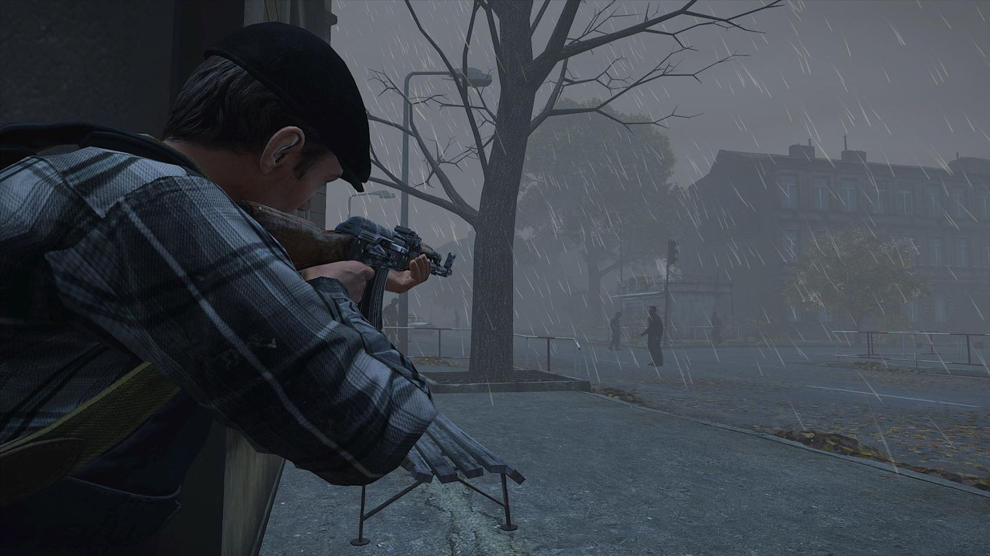 DayZ - finally out on Xbox One, but it still isn't finished...