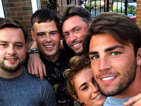 Love Island's Jack Fincham 'so proud' to introduce Dani Dyer to his pals