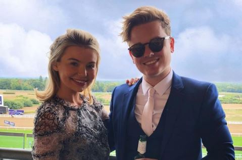 Jack Maynard appears to confirm romance with Georgia Toffolo 10 months after I'm A Celeb appearance