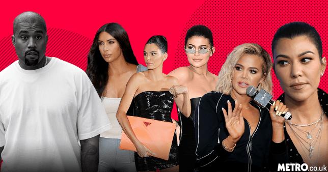 Kanye casually admits he would 'smash' Kardashian sisters REX