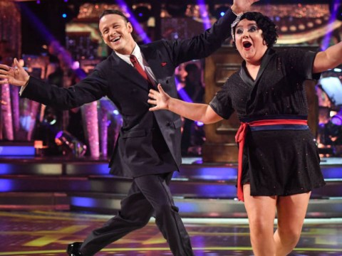 Kevin Clifton would have 'no problem' being paired with a man on Strictly Come Dancing