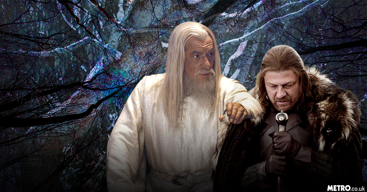 You can blame Lord of The Rings' Gandalf for the deaths of Ned and Robb Stark in Game of Thrones