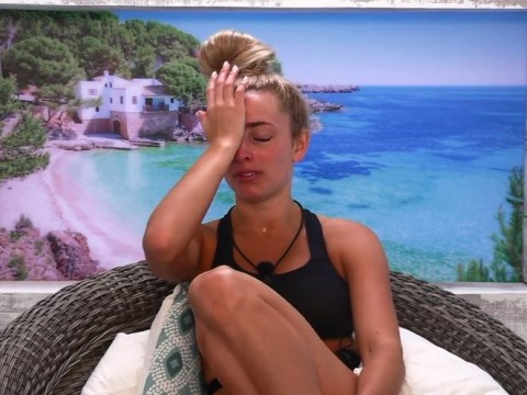 Love Island Australia's Cassidy McGill in tears after 'fooling around' with Grant Crapp