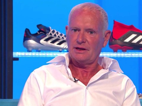 Paul Gascoigne abandons Soccer AM interview after sleeping pills leave him 'unwell' and fans are heartbroken: 'Just sad'