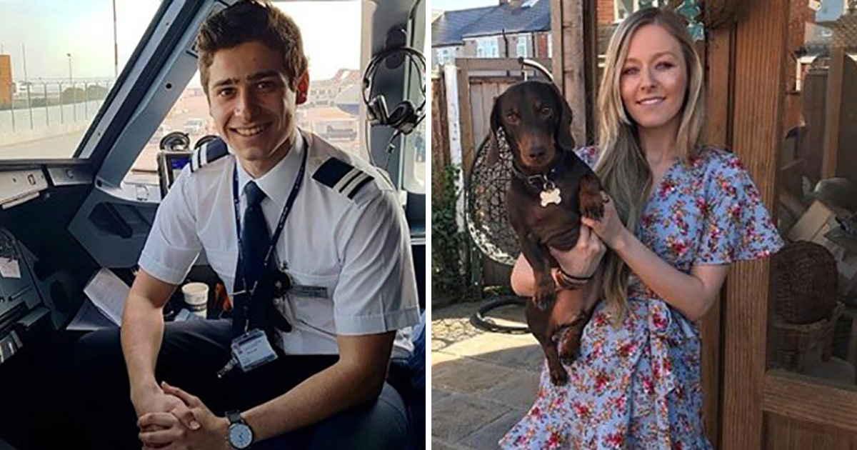 A pilot and a lifestyle blogger are officially the UK's hottest vegans