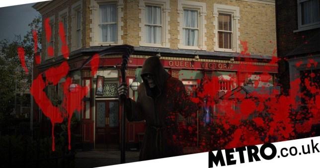 Who dies in EastEnders?