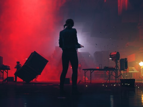 Control preview and interview – 'you feel like a superhero that does amazing things'