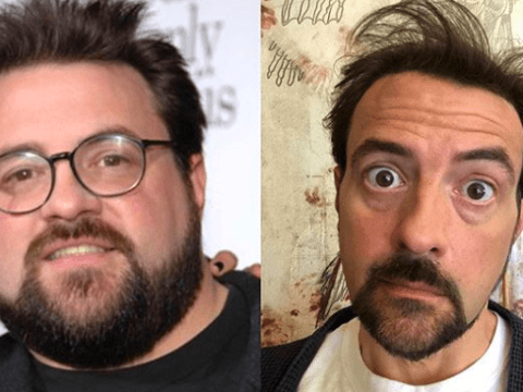 Director Kevin Smith reveals jaw-dropping 51lbs weight loss six months after heart attack