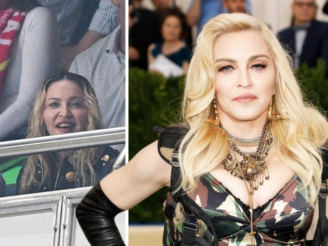 Madonna 'has no life' after moving to Lisbon for son's football dreams