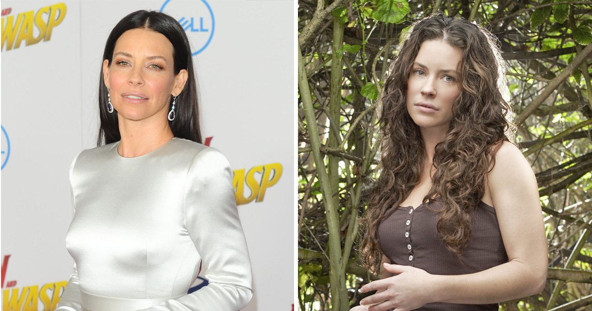 Evangeline Lilly 'cried her eyes out' after being 'cornered' into shooting partially-nude Lost scene