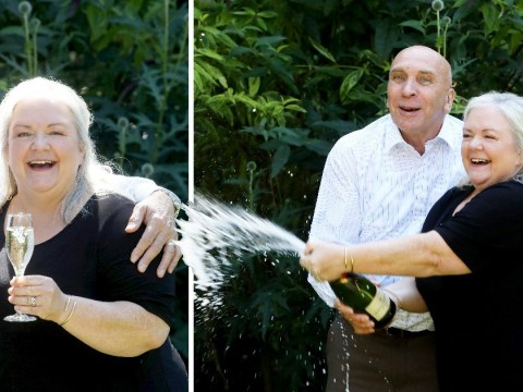 Retired Scottish couple win £57,900,000 EuroMillions jackpot – after their ticket is torn up
