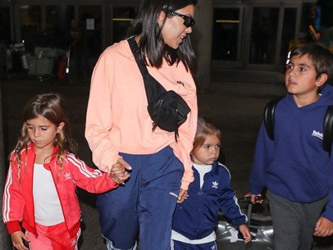 Kourtney Kardashian wants baby number four after sisters Kim, Khloe and Kylie make her broody