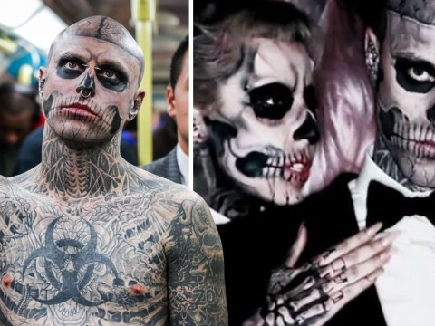 'Zombie Boy' model and artist Rick Genest dead at 32