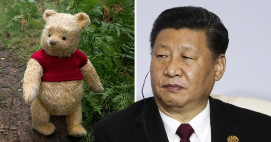 Why Is Winnie The Pooh Banned In China Metro News
