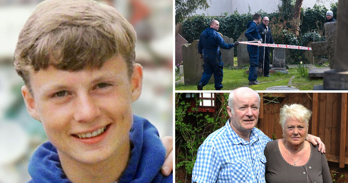 Fresh clue in hunt for teenager Lee Boxell who vanished 30 years ago