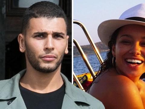 Who is Jordan Ozuna, the woman getting cosy with Younes Bendjima, Kourtney Kardashian's ex?