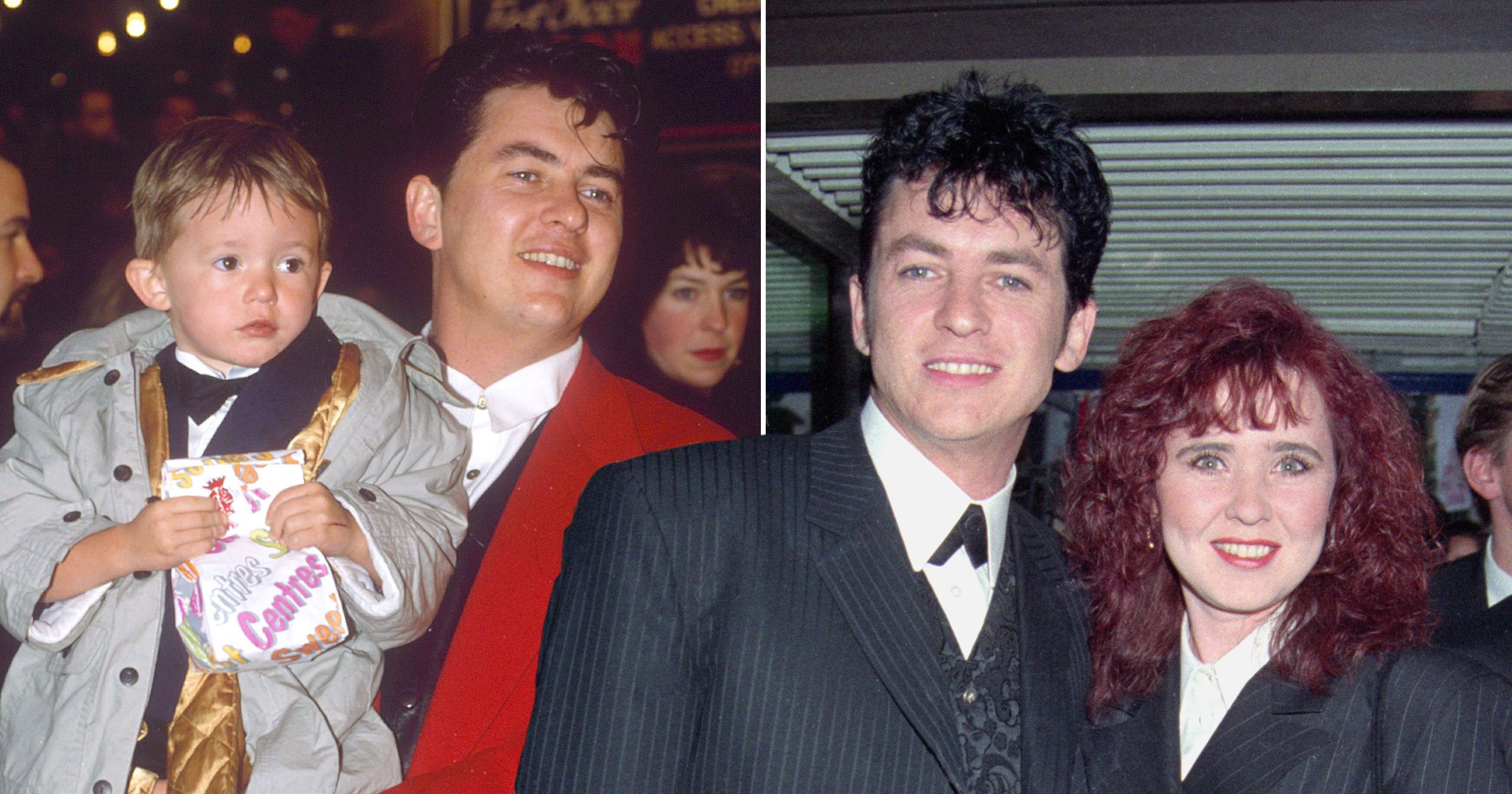 Coleen Nolan says ex Shane Richie used to get neighbours to change his sons' dirty nappies: 'He didn't do poo'