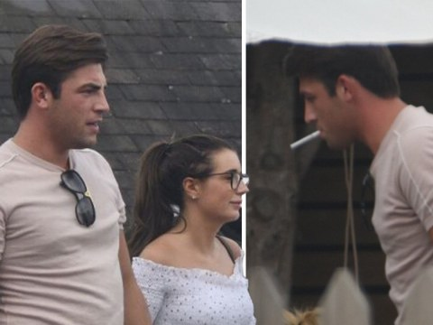 Love Island's Jack shows Dani his favourite pub before meeting her dad Danny Dyer