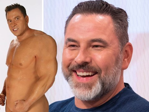David Walliams shares throwback nude picture with Matt Lucas