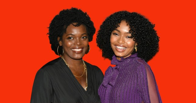 Black-ish Yara Shadidi's mum didn't tell her about spin-off for a whole week so she could apply for Harvard