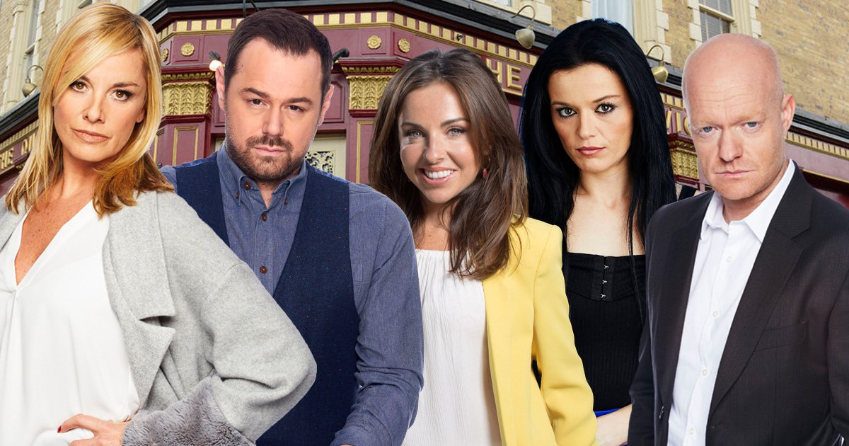 From the return of the Slaters to the knife crime story – how EastEnders boss John Yorke saved the show