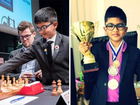Chess prodigy wins right to stay in the UK because of his 'world class talent'