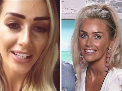 Love Island's Laura Anderson has 'little tweaks' done to face as she shows off new look