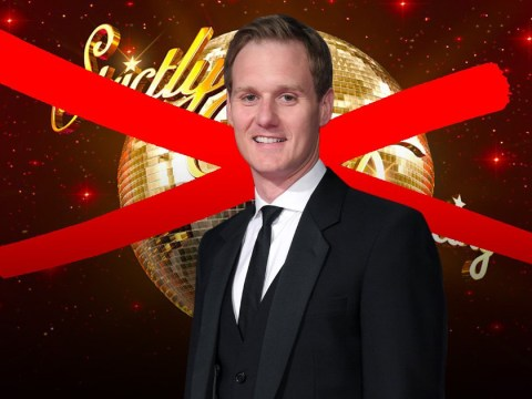 BBC Breakfast host Dan Walker denies he's doing Strictly Come Dancing after accidentally saying he was