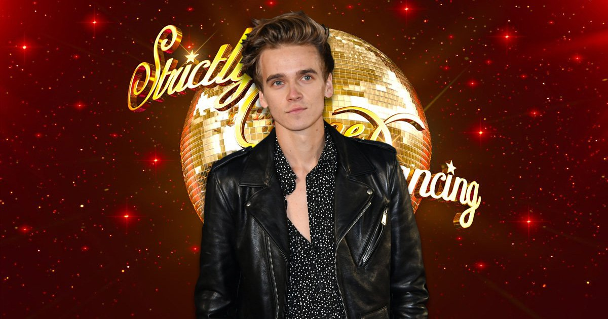 Strictly announcement - Joe Sugg