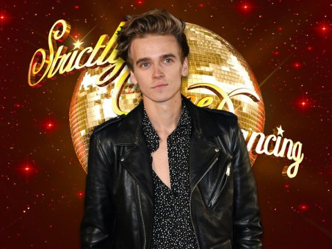Joe Sugg is giving up alcohol for Strictly Come Dancing as he reveals he's 'never danced sober'