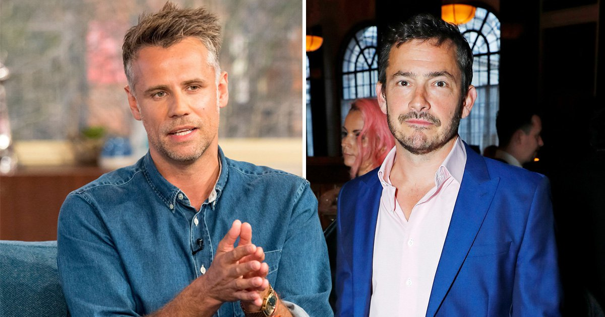 Richard Bacon fires back at pal Giles Coren after he claims 'the NHS didn't save you, science did'