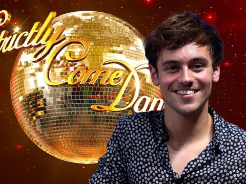 Strictly Come Dancing line-up: Matt Baker hints Tom Daley will be confirmed on The One Show tomorrow