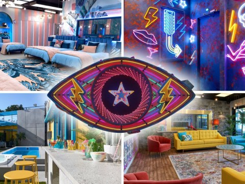 Celebrity Big Brother goes all retro with its new look house