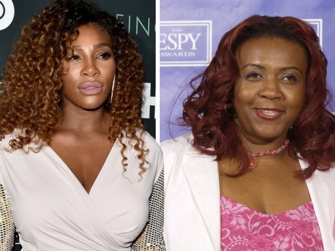 Serena Williams wants to forgive the man who killed her sister but admits she's 'not there yet'