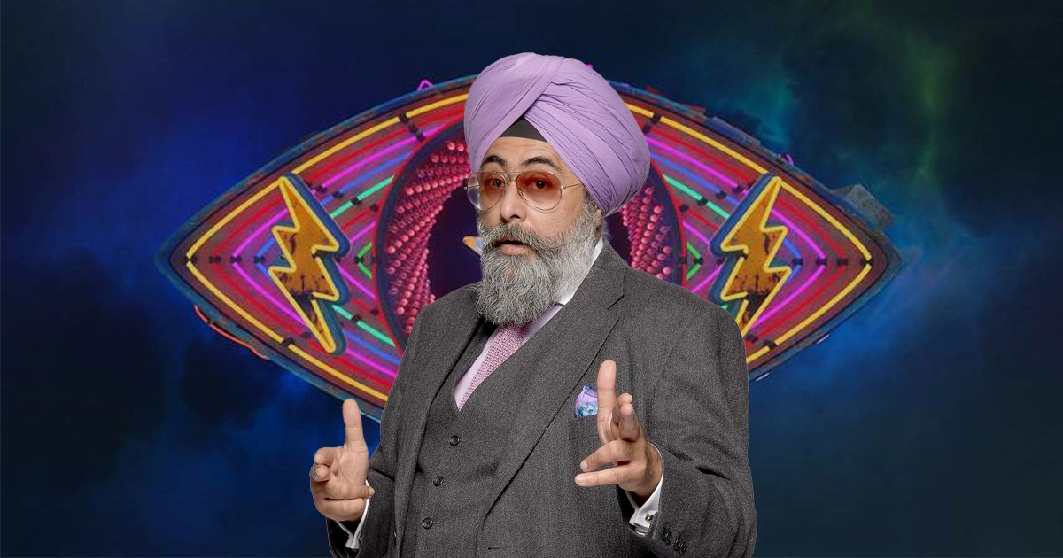 Celebrity Big Brother's Hardeep Singh Kohli breaks down as he enters house: 'I'm over the moon'