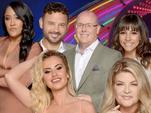 Celebrity Big Brother 2018 cast line-up as second eviction looms