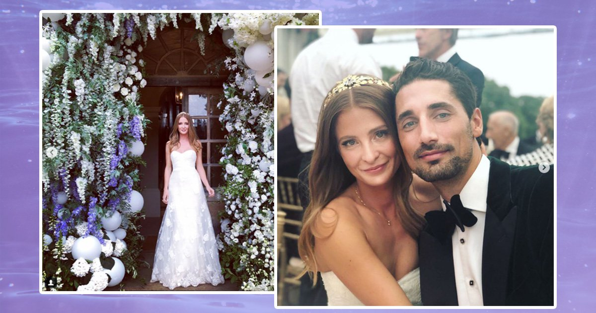 Millie Mackintosh wedding pics