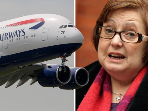 BA worker in landmark crucifix case sues airline again for publicity backlash