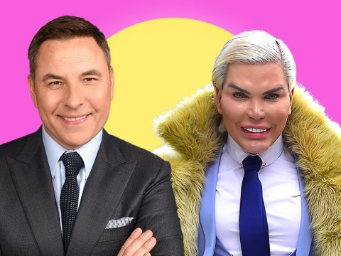 David Walliams reckons he's CBB star Rodrigo Alves' doppelgänger